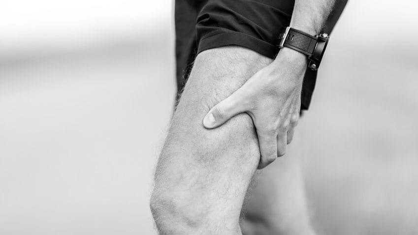 hamstring pijn